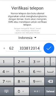 Cara Daftar dan Menggunakan Imo di Hp Android