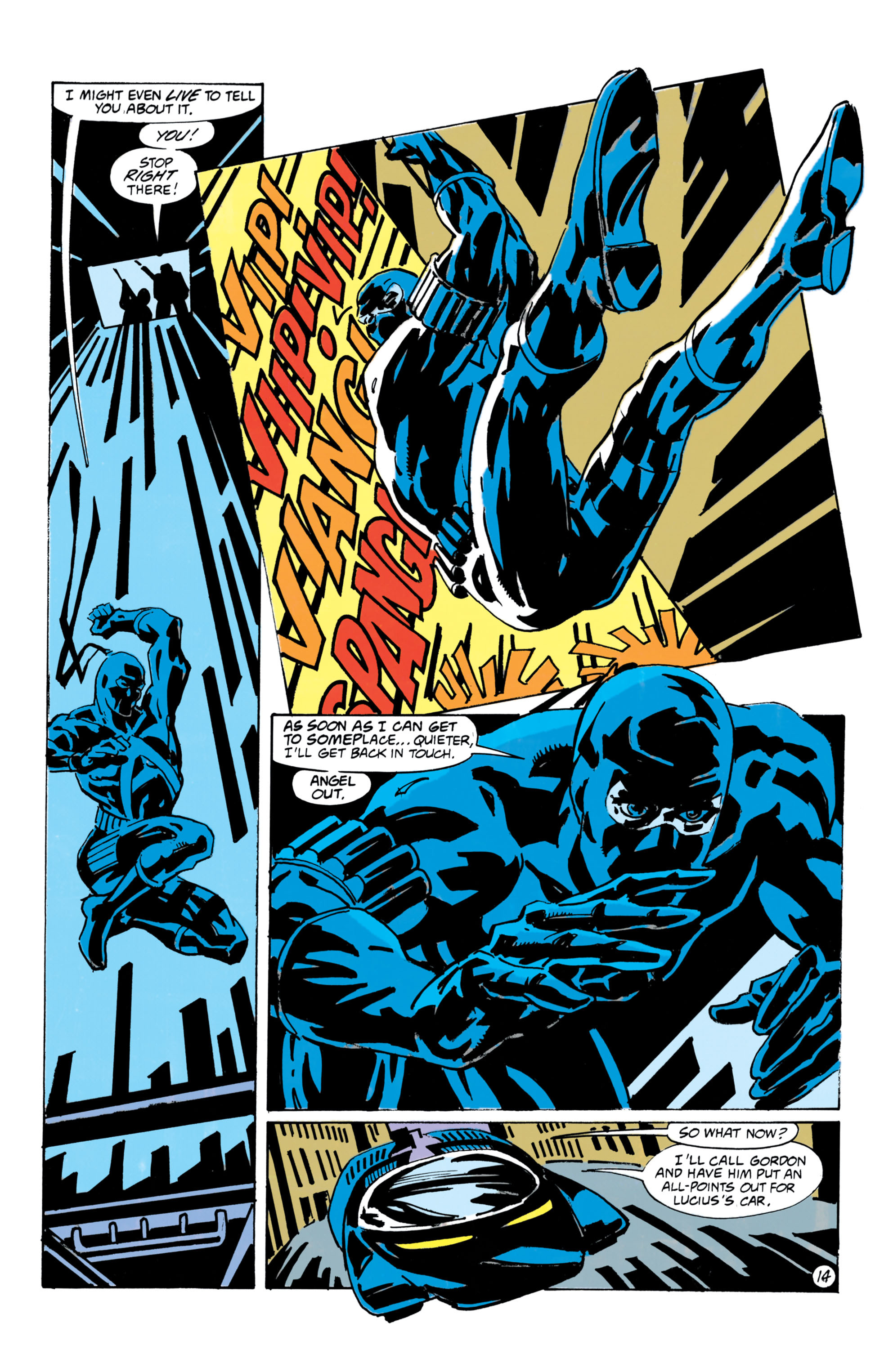 Detective Comics (1937) 658 Page 13