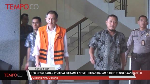 Setya Novanto Disebut dalam Sidang Kasus Suap Satelit Bakamla