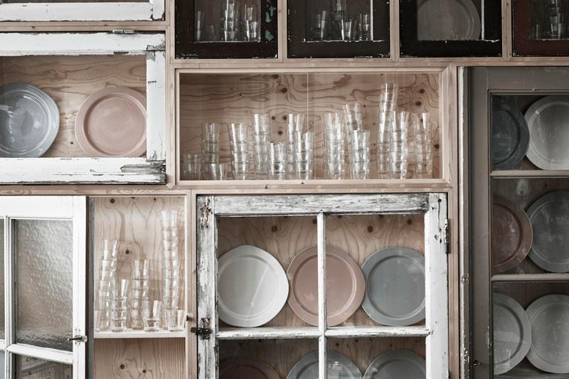 accessori tavola INDUSTRIELL di IKEA