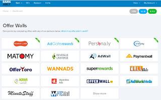Kerjakan Tugas (Task) dari Earnably Dapat Poin Yang Bisa ditukar dengan Bitcoin dan Paypal 13