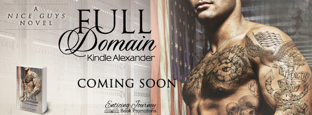 Full Domain by Kindle Alexander : Excerpt, Teasers and Giveaway