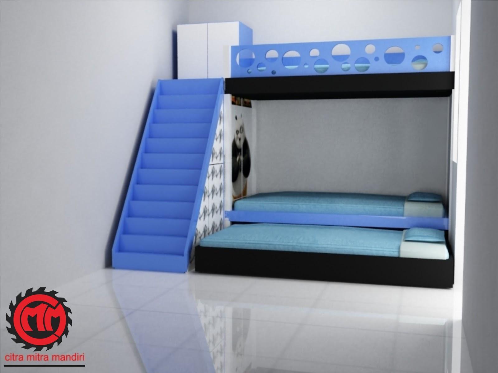 Memilih Desain Tempat Tidur Tingkat