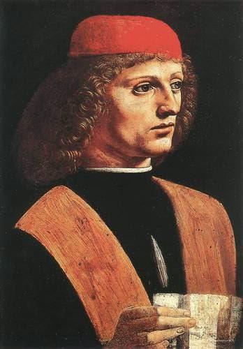 Retrato de um Músico - Leonardo Da Vinci | O maior artista de todos os tempos