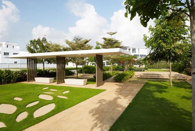 Phối cảnh nhà phố biệt thự Vincity New Saigon