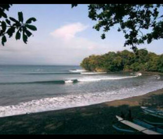 Daftar Harga Tiket Masuk Wisata Pantai Batu Karas