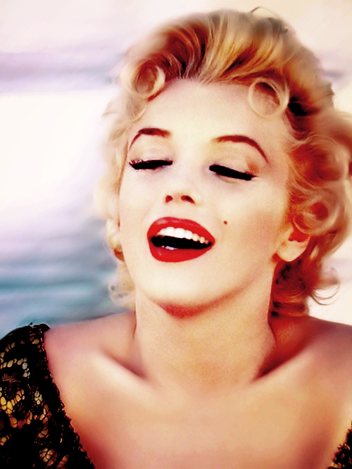 Opinion marilyn monroe red lips words... super