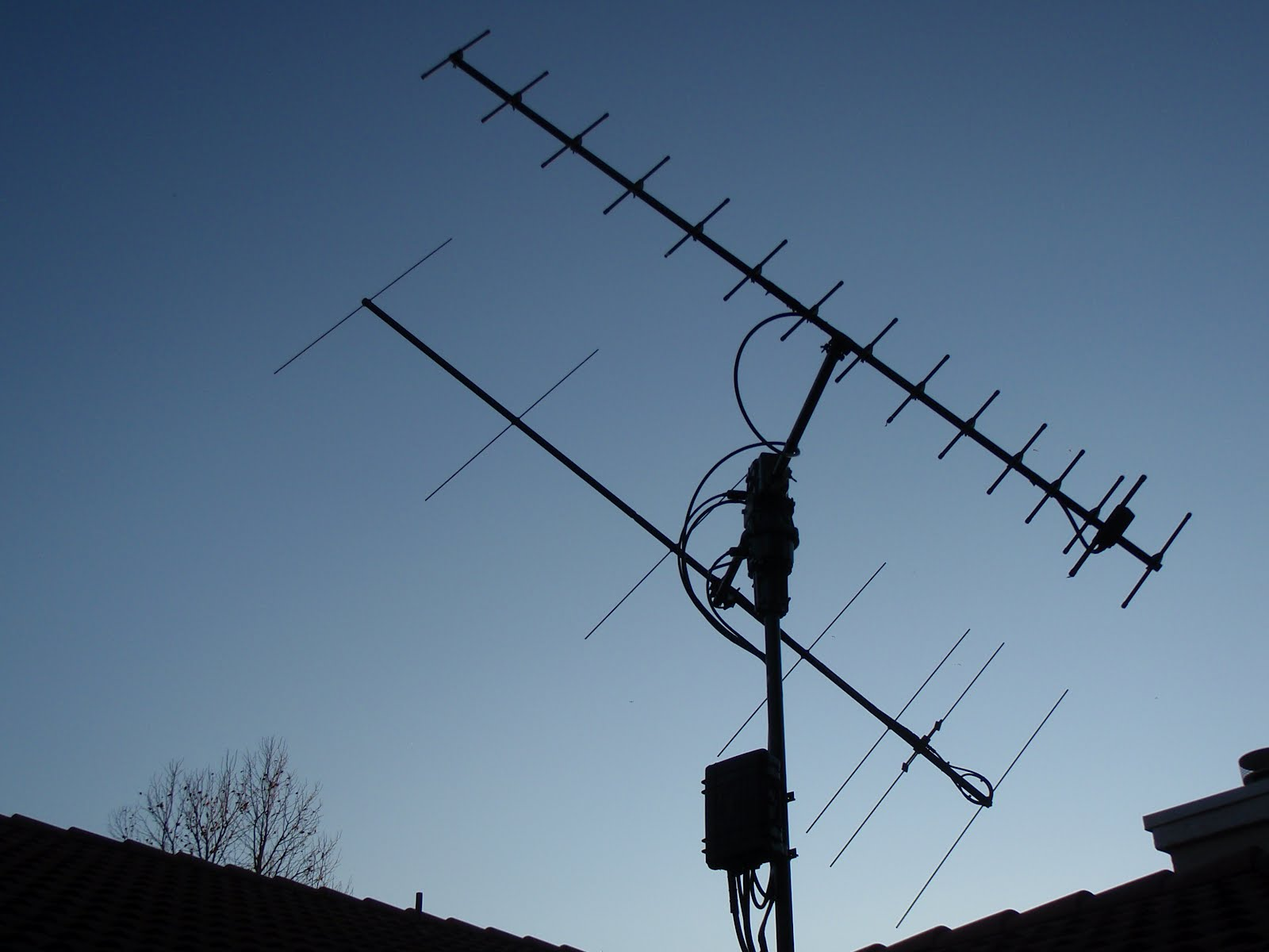 Words... Amateur antenna system opinion