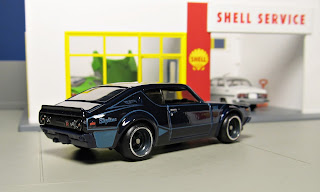 Hot Wheels Super Treasure Hunt Skyline