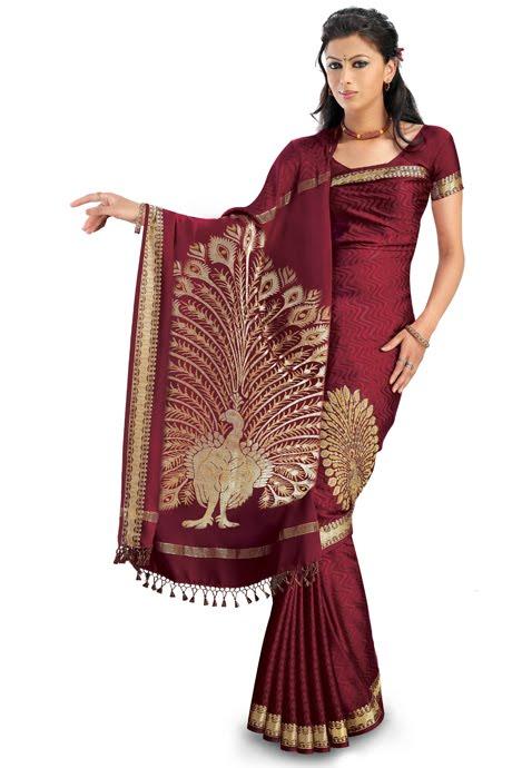 0b3f90eec Awesome Fashion 2012  Awesome Latest Indian Saree Fashion 2012