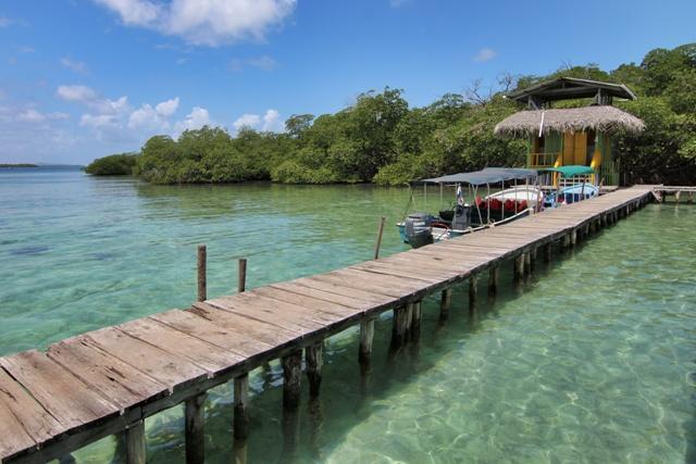 Cayo Coral, la esmeralda de Bocas del Toro
