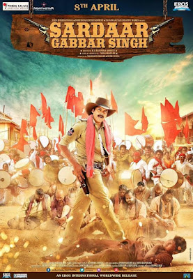 Sardaar Gabbar Singh 2016 Hindi Dubbed pDVDRip 700mb south indian movie sardaar gabbar singh hindi dubbed dvd rip hd rip 700mb free download or watch online at world4ufree.cc