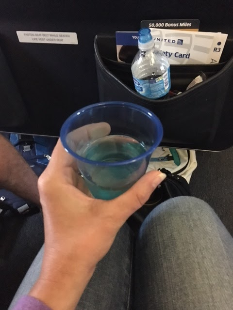 United drinks