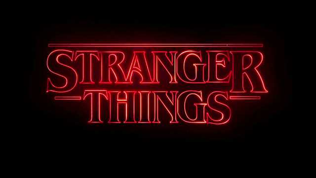série Stranger Things Netflix