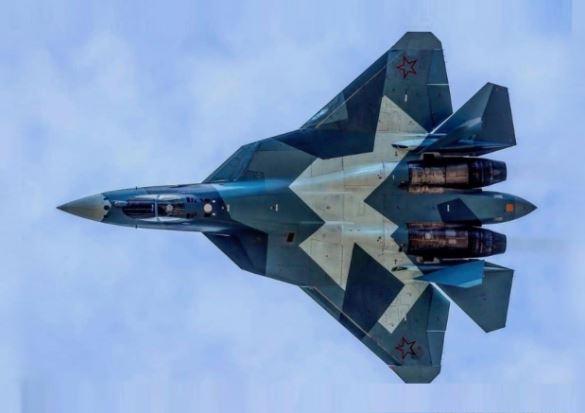 Sukhoi Su-57 specs