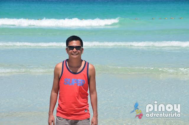White Beach Malamawi Island Basilan