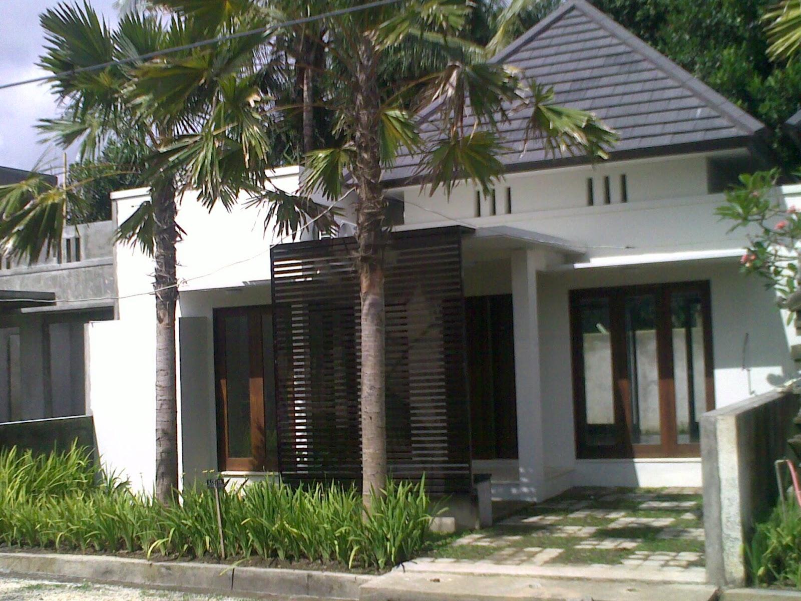 Rumah Minimalis Modern Rumah Minimalis Type 50 Terbaru
