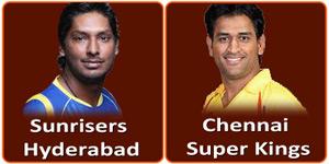 आइपीएल 6 का चौवनवां मैच Rajiv Gandhi Int. Stadium, Hyderabad में होने जा रहा है।