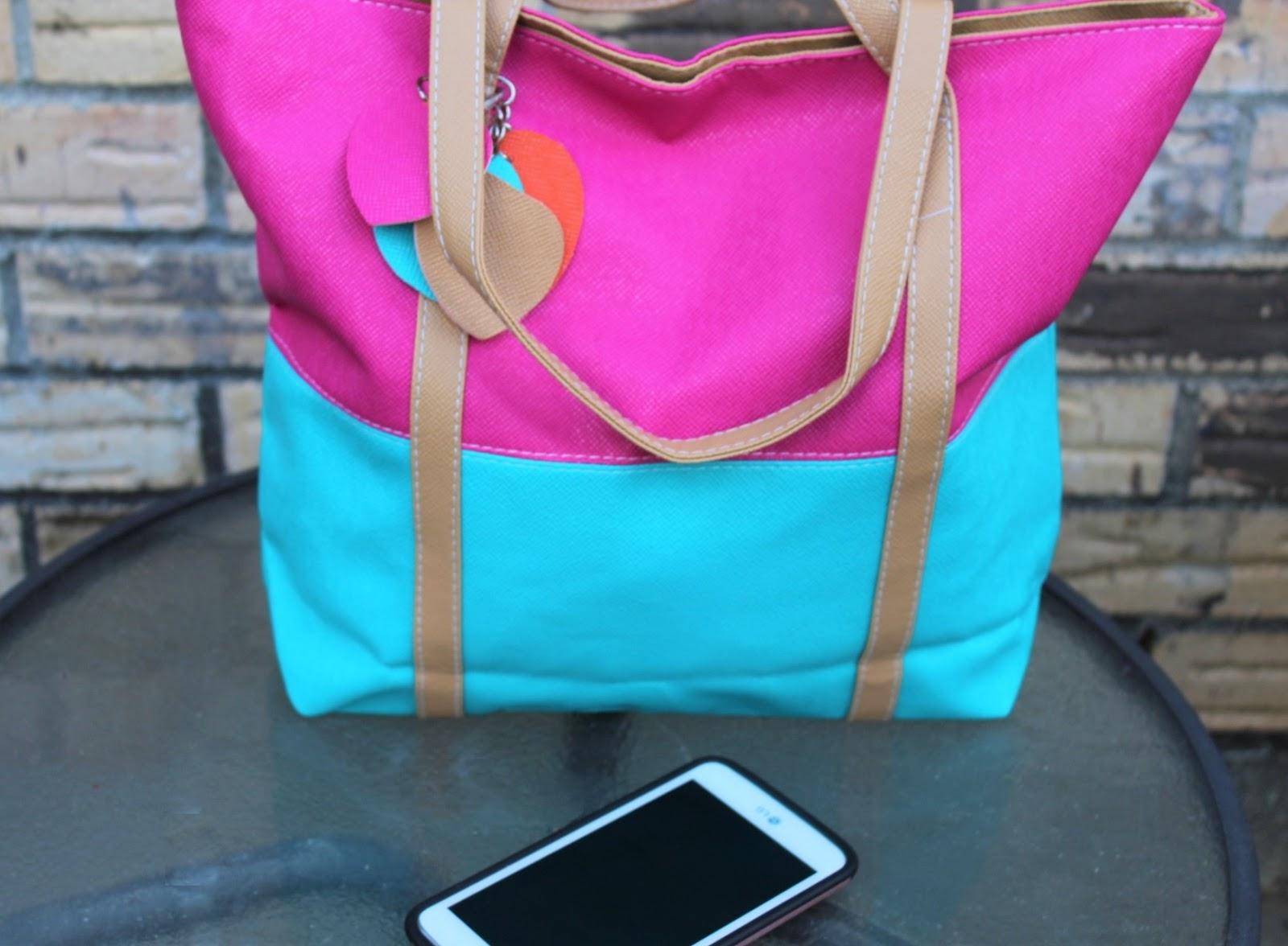 Candy Color Handbag