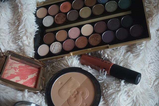 fortune-favours-the-brave-makeup-revolution-revue-avis-swatche-tutoriel