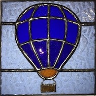 Blue Book Balloon