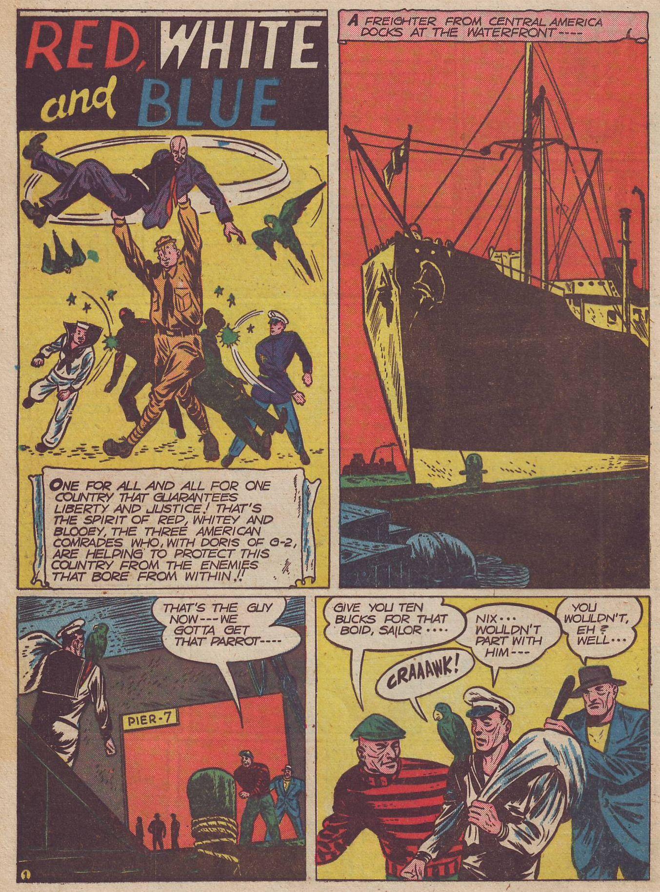 Read online All-American Comics (1939) comic -  Issue #37 - 38