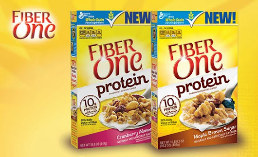 Free Fiber One Cereals From BZZAGENT ( General Mills Cereal)