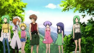 Higurashi no Naku Koro ni Kira - Higurashi no Naku Koro ni OVA 2, When They Cry Glitter VietSub (2013)