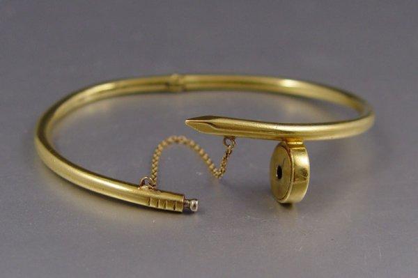 C Style+Design: Cathy Covets... The Cartier Juste Un Clou ...