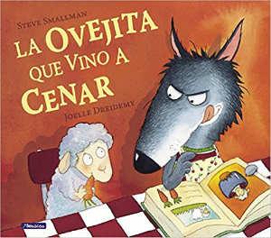 mejores cuentos infantiles, libros preferidos niños, la ovejita que vino a cenar