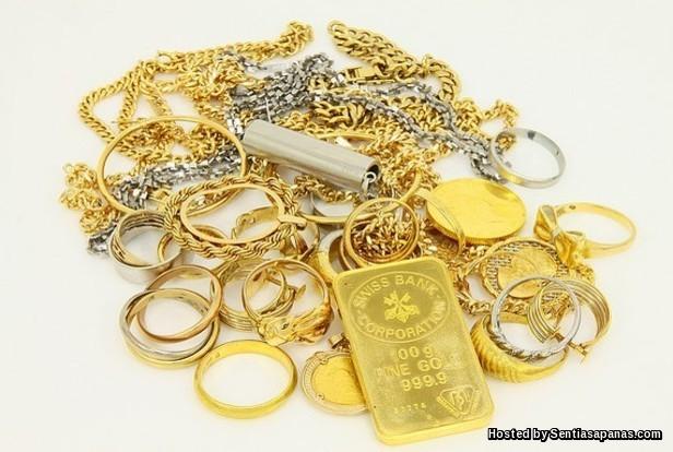 Kenal Pasti Emas Tulen Atau Tidak