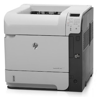 Download Printer Driver HP LaserJet M603DN