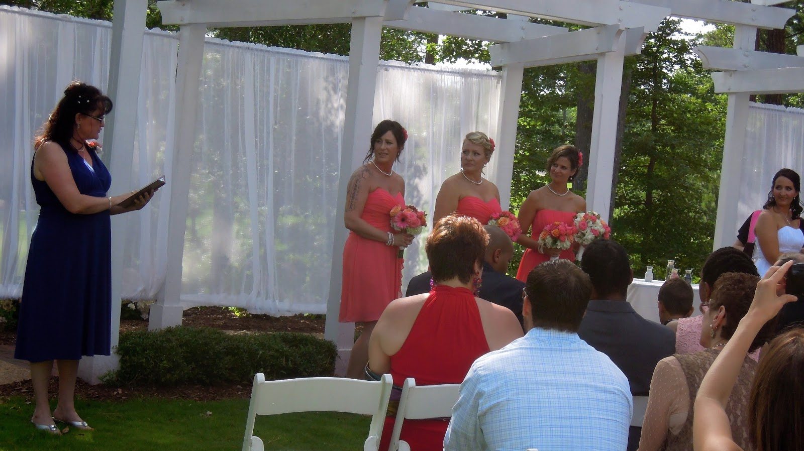 Raleigh Wedding Blog: Melissa And Chris' Beautiful Wedding
