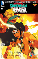 Os Novos 52! Superman & Mulher Maravilha #29