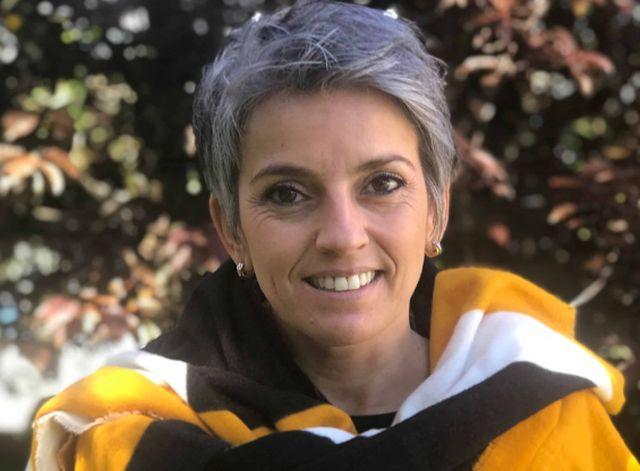 Dra. Maite Castro, Prorrectora (S) de la UACh