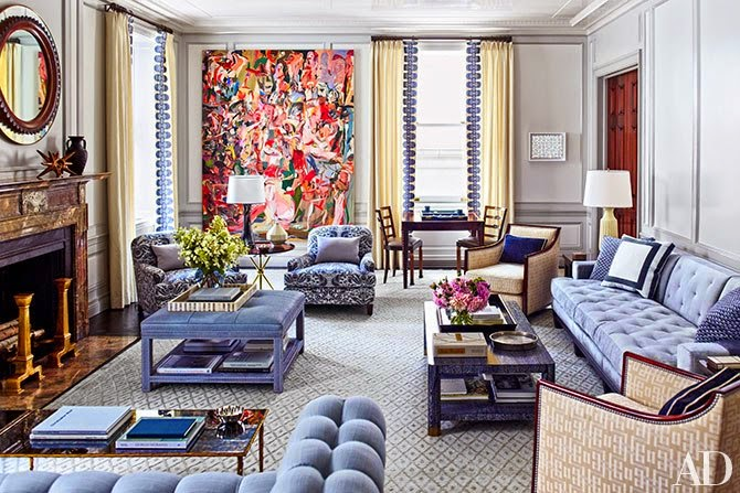 Let S Check Out The Results Of This Gorgeous Upper East Side Luxury Apartment Shall We
