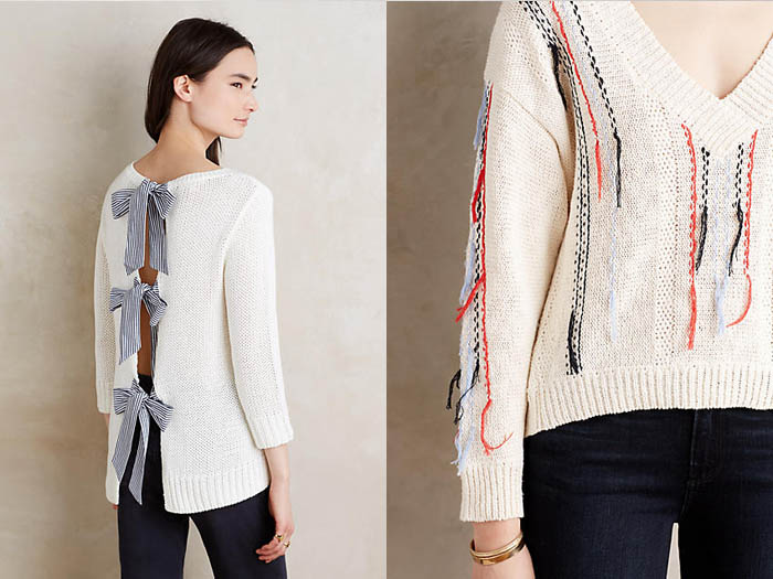 DIY Inspiration and ideas from Anthropologie