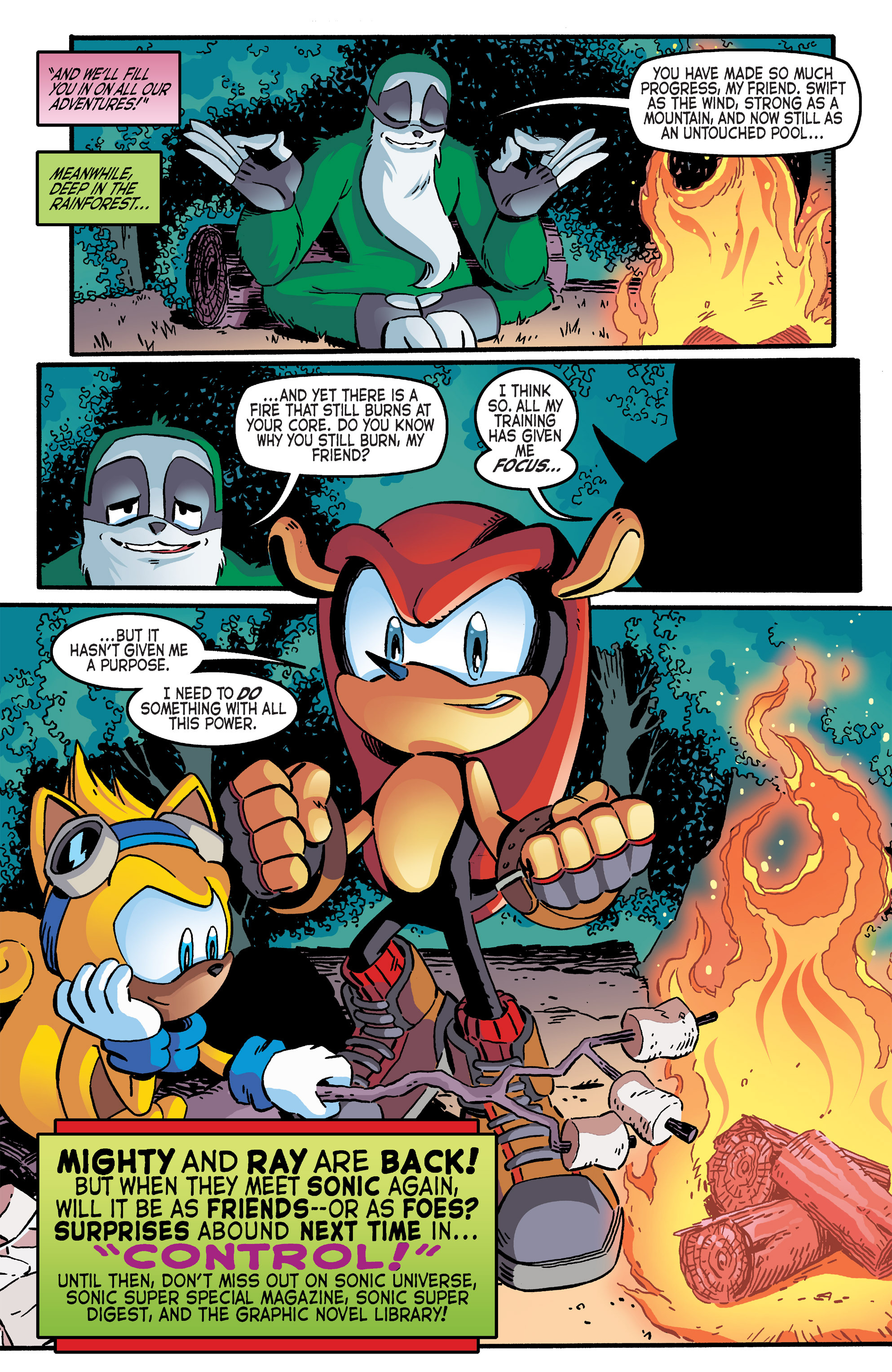 Read online Sonic The Hedgehog comic -  Issue #263 - 17