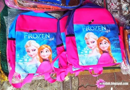 Beg Frozen @ Jalan TAR