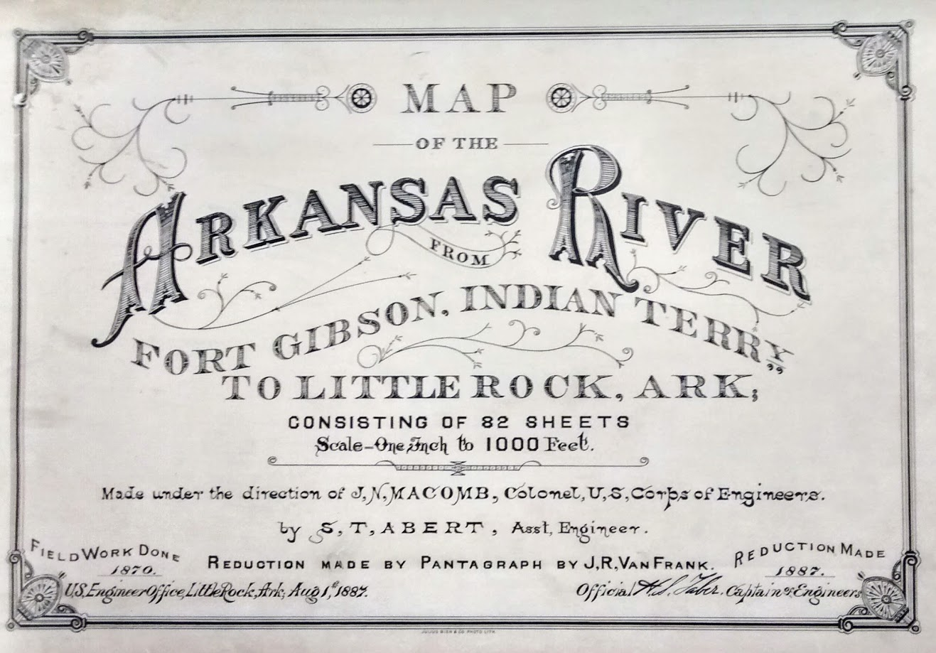 1886 Arkansas River