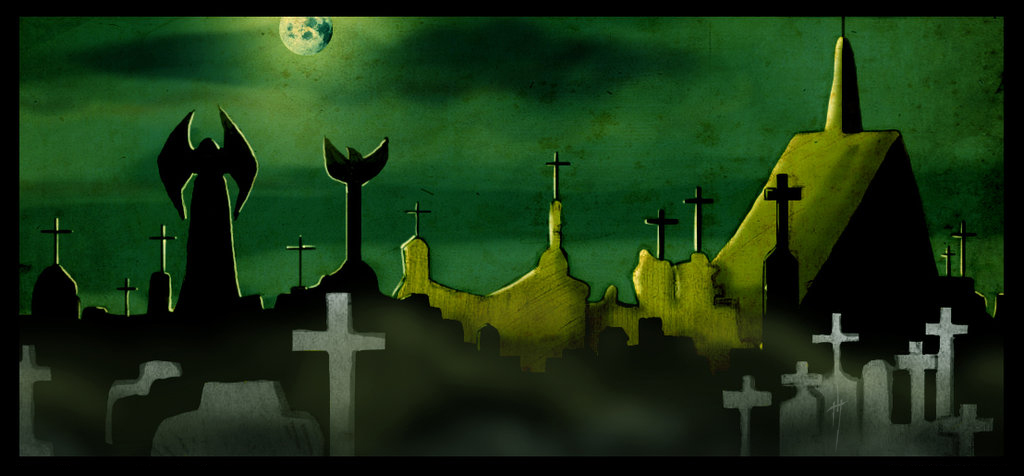 It's Mandra™: Cementerio De Animales