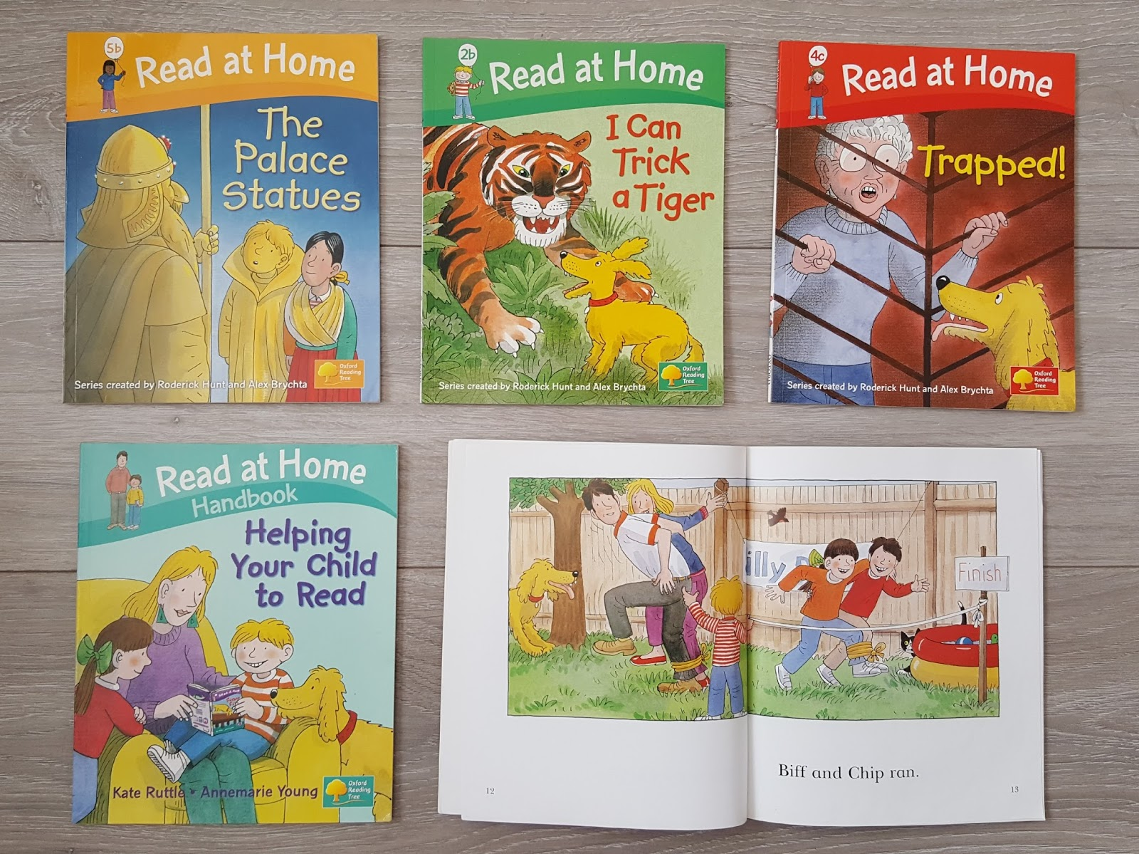 Workbooks oxford reading tree workbooks : Review of 5 Reading Scheme Books | Multicultural Motherhood