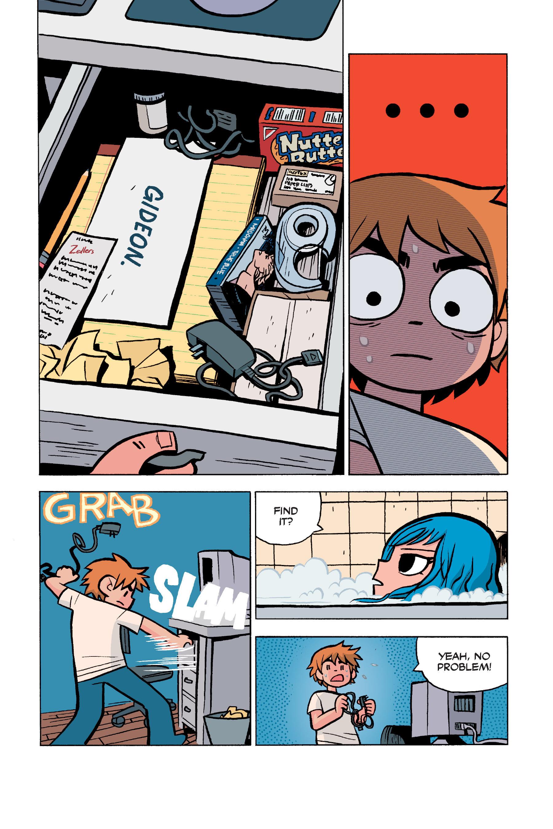 Read online Scott Pilgrim comic -  Issue #5 - 29
