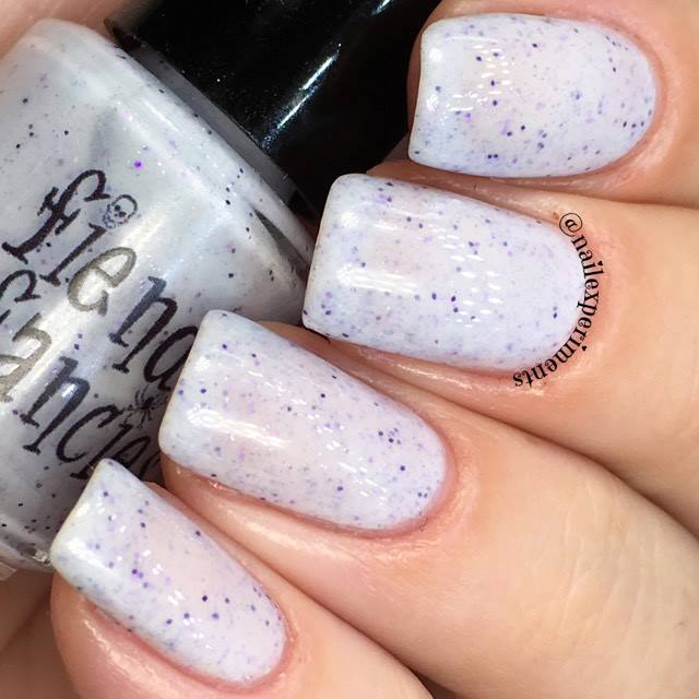 fiendish fancies polish the dolls from the cabin fever collection