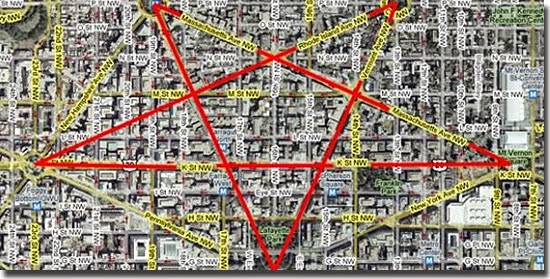 Illuminati Base - White House Perimeter