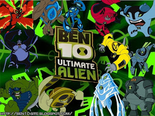 BEN 10 5 IN 1 Cover Photo