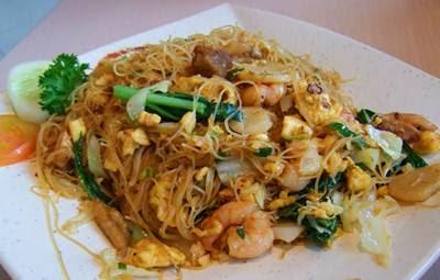 Resepi Bihun Goreng Special