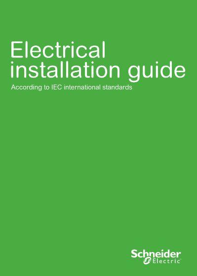 Thiết kế điện theo tiêu chuẩn IEC ( Electrical Installation Guide 2018 )