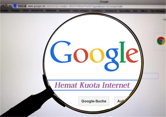 Cara Menghemat Paket Kuota Internet di Google Chrome PC