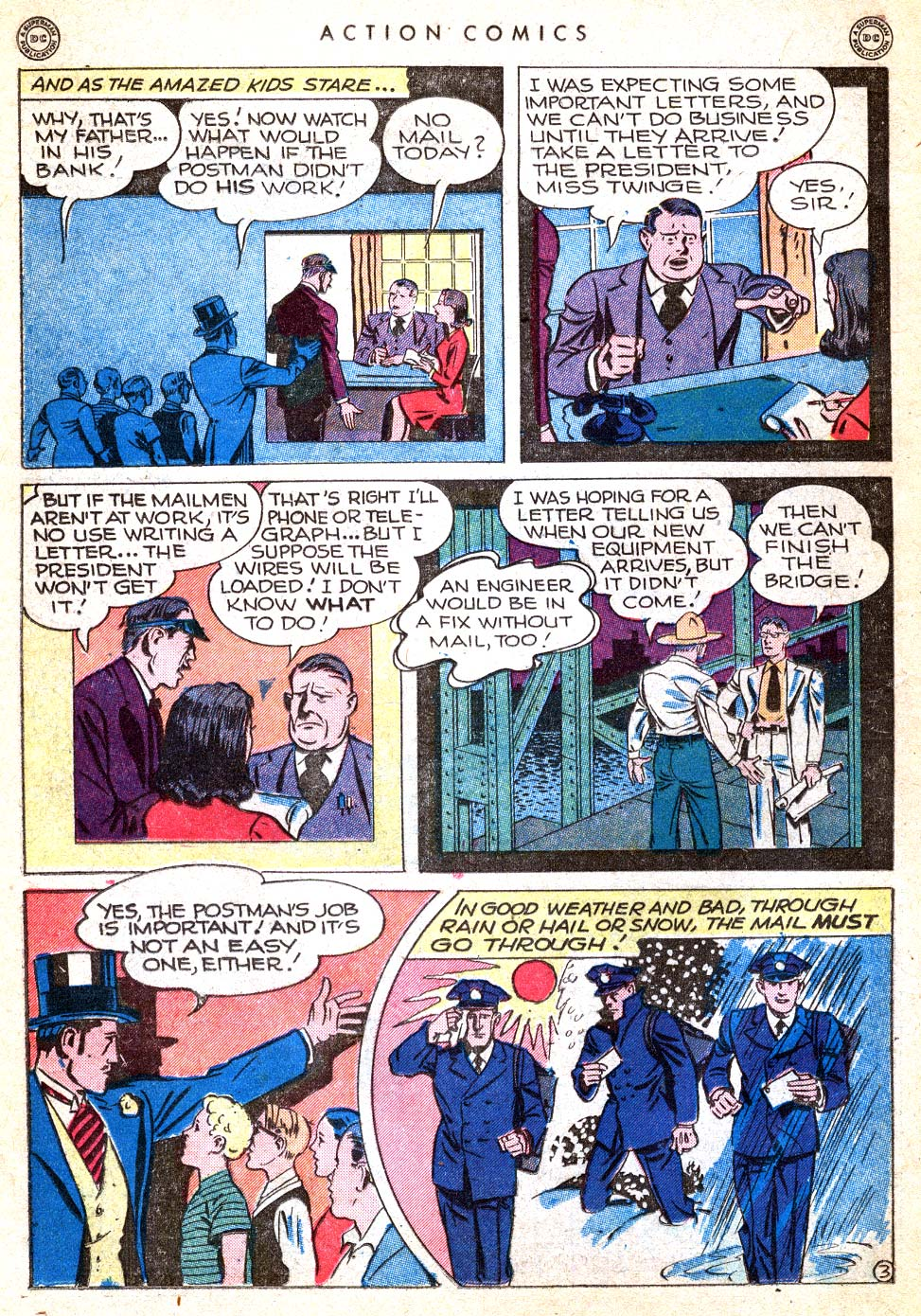 Read online Action Comics (1938) comic -  Issue #103 - 18